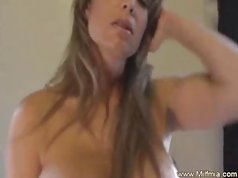 Big Squirt For Blonde MILF