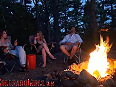 Behind The Scenes - Camping With The Real Colorado Girls